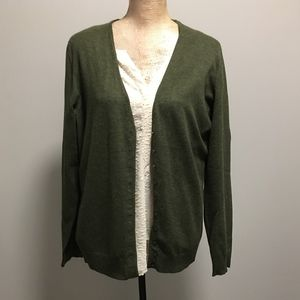 🇨🇦 $25 or 🌺 2 for $30 🌺 Forest Green Cardigan